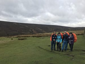 Making memories on a gold dofe expedition