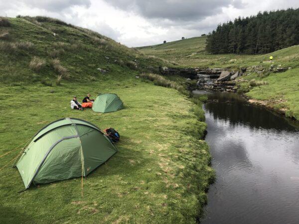 Wild Camping Gold DofE