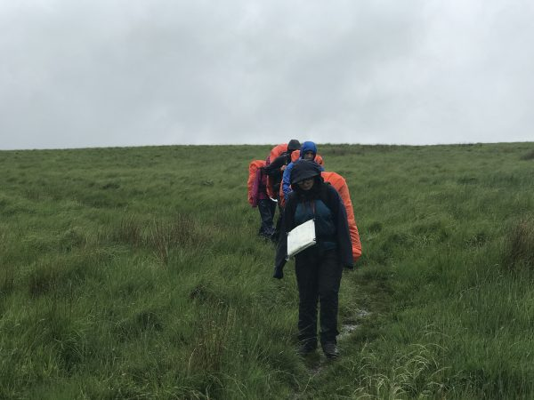 Map reading DofE