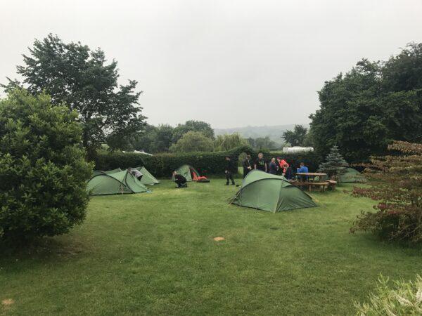 Yorkshire Dales DofE Campsite