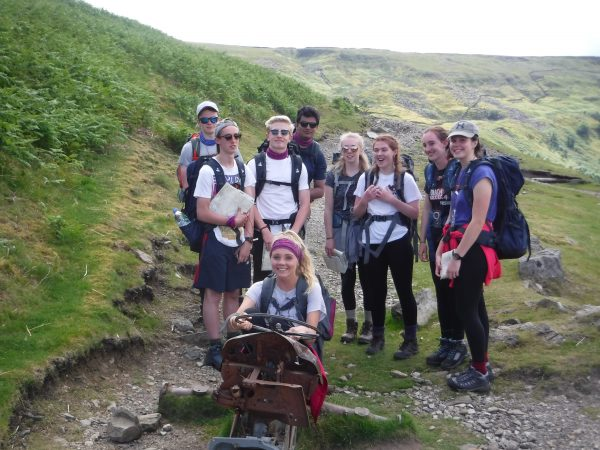 Gold DofE Training Expedition