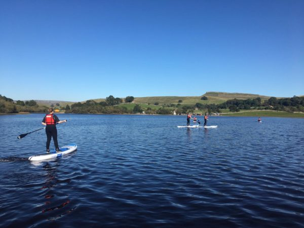 Stand Up Paddle Board Yorkshire Dales