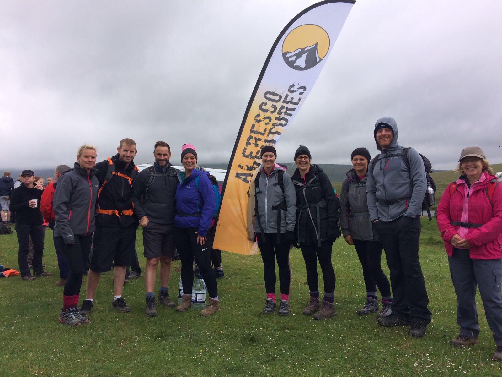 Guided Yorkshire Three Peaks