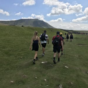 Yorkshire Three Peaks Challenge for small groups