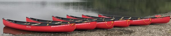 Canoe hire on Semerwater, Yorkshire Dales