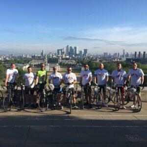Cycling London to Brighton