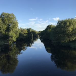 Kayaking Ripon to Boroughbridge