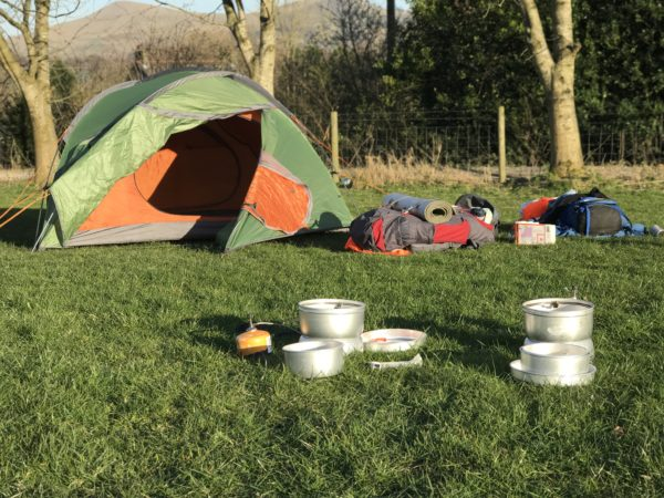 Duke of Edinburgh's Award Recommended Kit