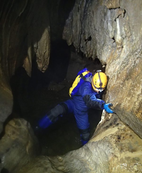 Caving Experience Long Churns, Yorkshire Dales