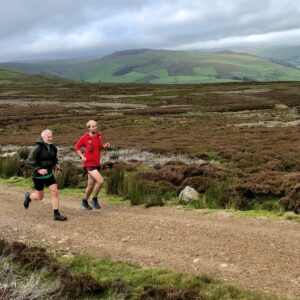 Guided trail and fell running Yorkshire Dales