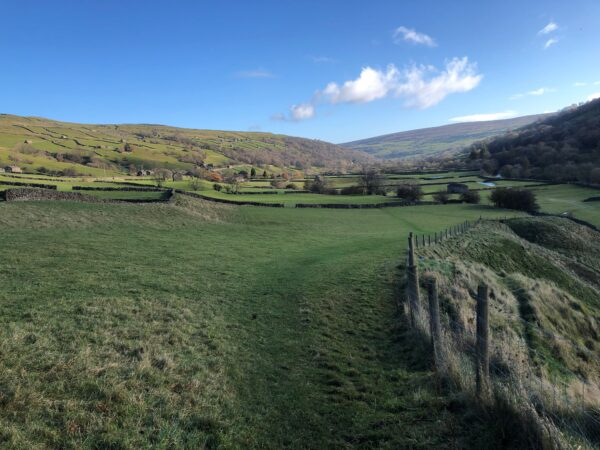 Guided 1:1 trail and fell running in the Yorkshire Dales