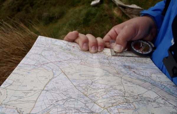 Navigation Course Reeth