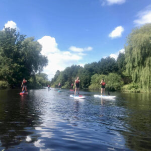 Stand Up Paddle Boarding Experience Boroughbridge