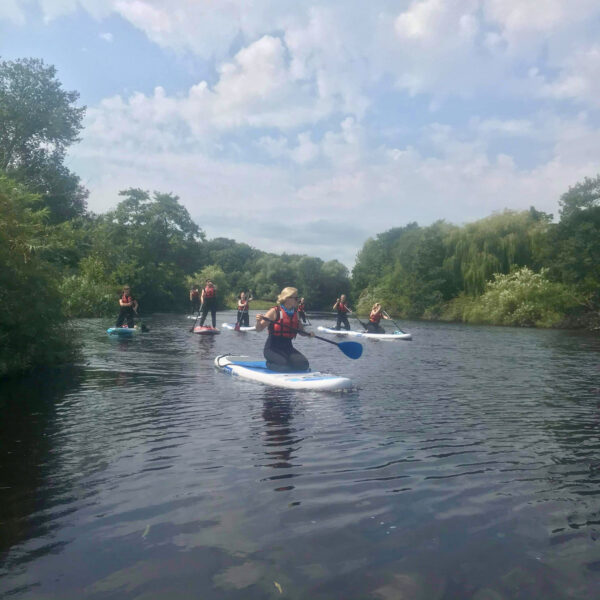 Stand Up Paddle Boarding Experience River Ure