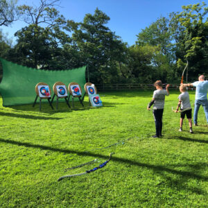 Archery Aysgarth Lodges