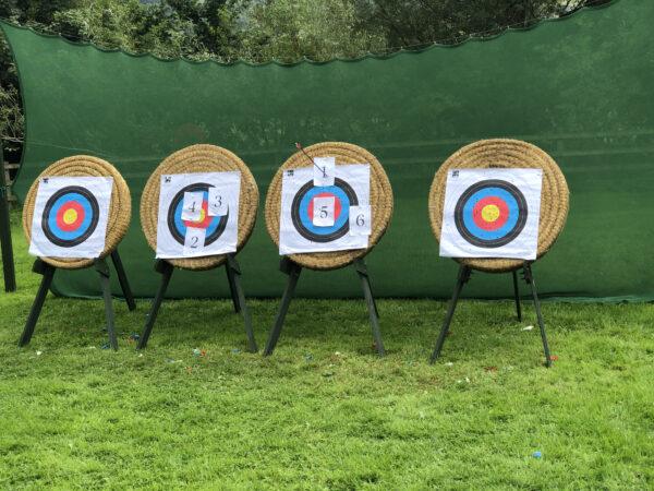 archery experience Aysgarth