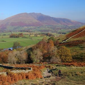 Guided Walk Blencathra via sharp edge