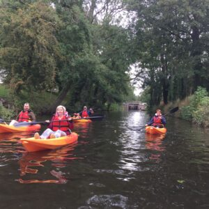 Kayak Ripon to Boroughbridge Experience