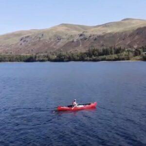 Learn to canoe solo
