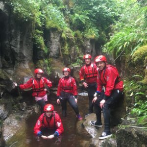 Gorge Walking Hell Gill