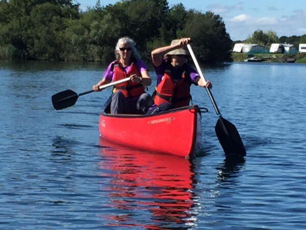 Canoe Experience Ullswater