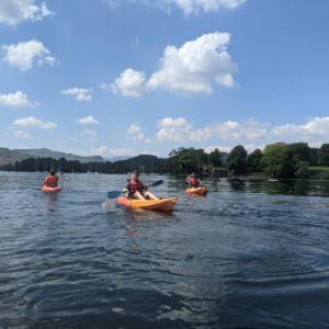 Kayak Experience Ullswater Lake District